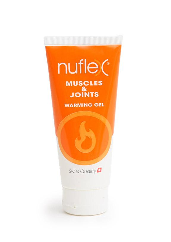 Nuflex Muscles and Joints Warming Gel