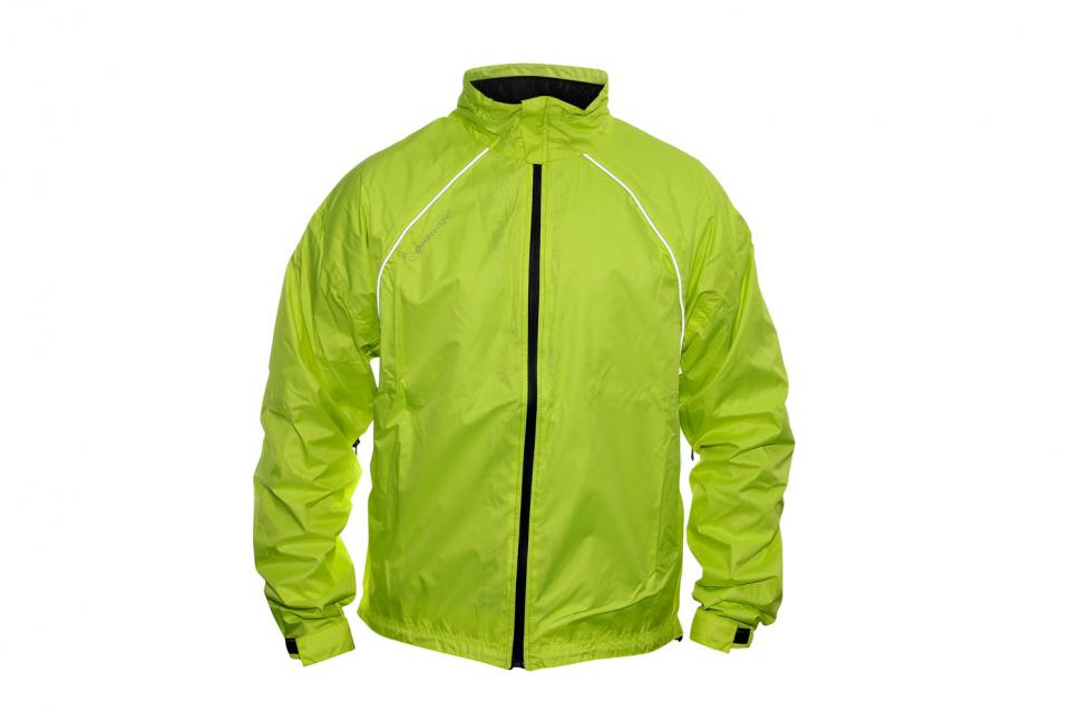 Outer Edge Yellow Waterproof jacket