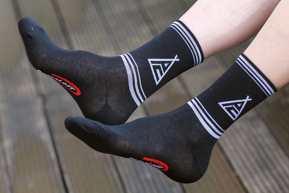 Prendas Ciclismo Midweight Primaloft Wool socks