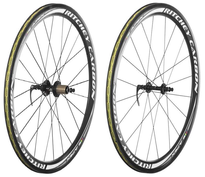 Ritchey WCS Apex 46 wheelset for Jan 2012