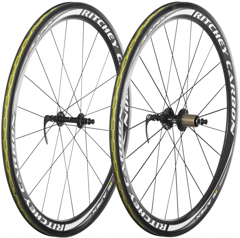 Ritchey WCS Apex Carbon wheels