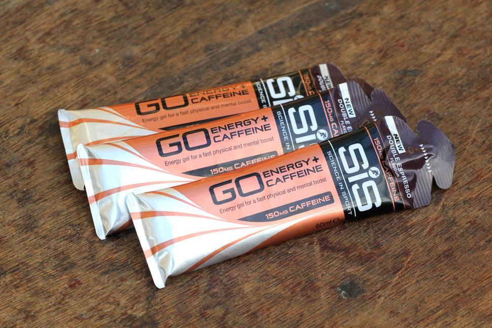 Science In Sport Go Energy Caffeine Gel 2