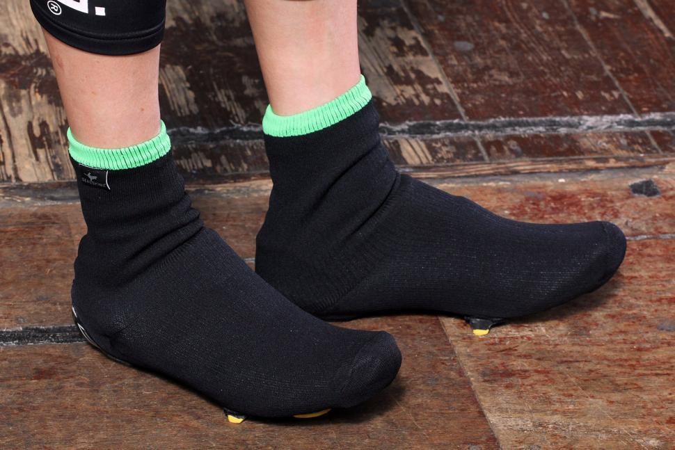 Sealskinz Waterproof Over Cycle Sock