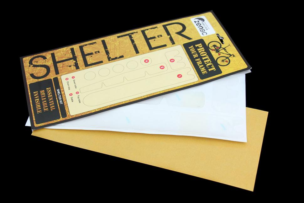 Shelter Frame protection tape kit