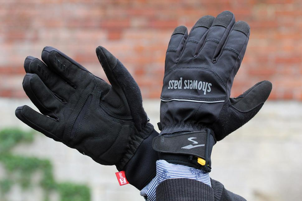 Showers Pass Men's Softshell WP Gloves