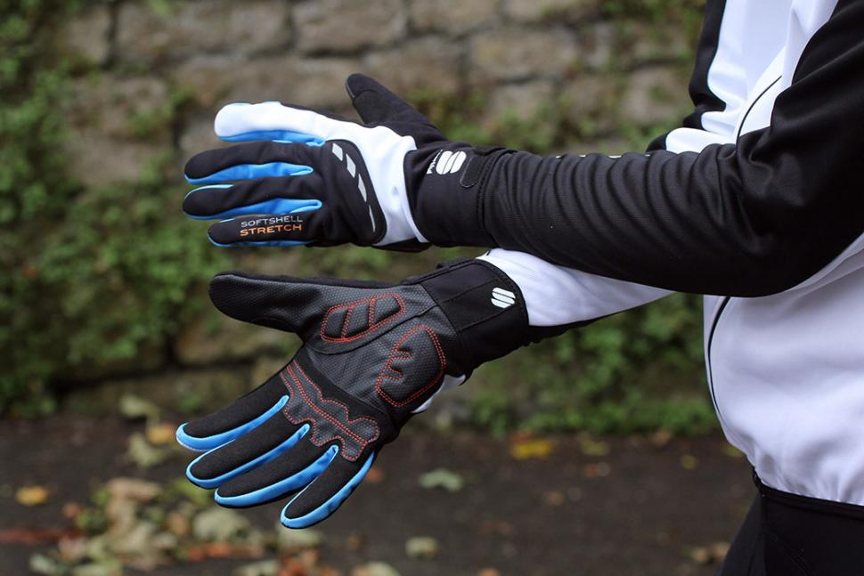 Sportful Stretch Softshell gloves