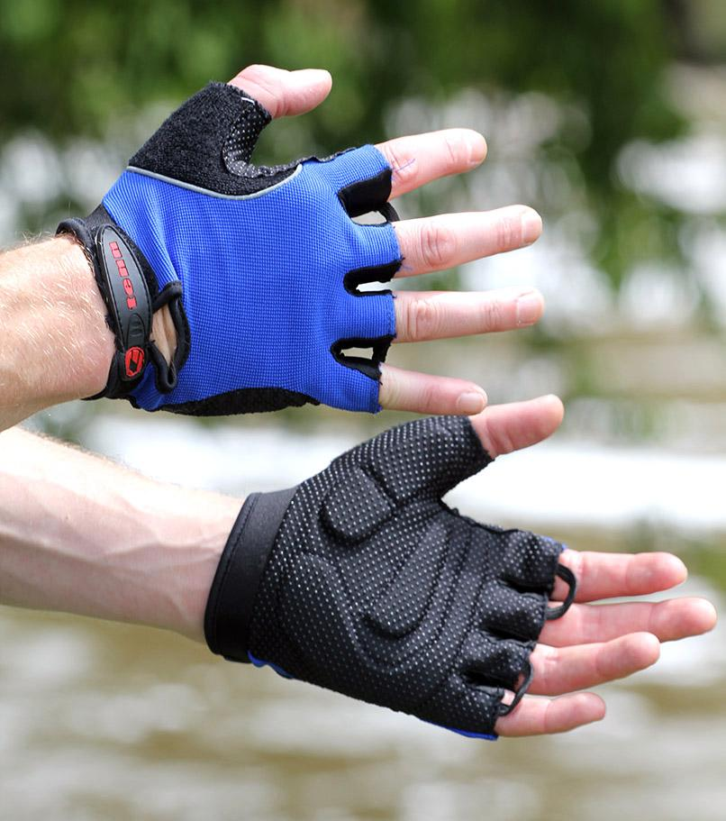 Tenn Outdoors Fingerless Cycling Mitts