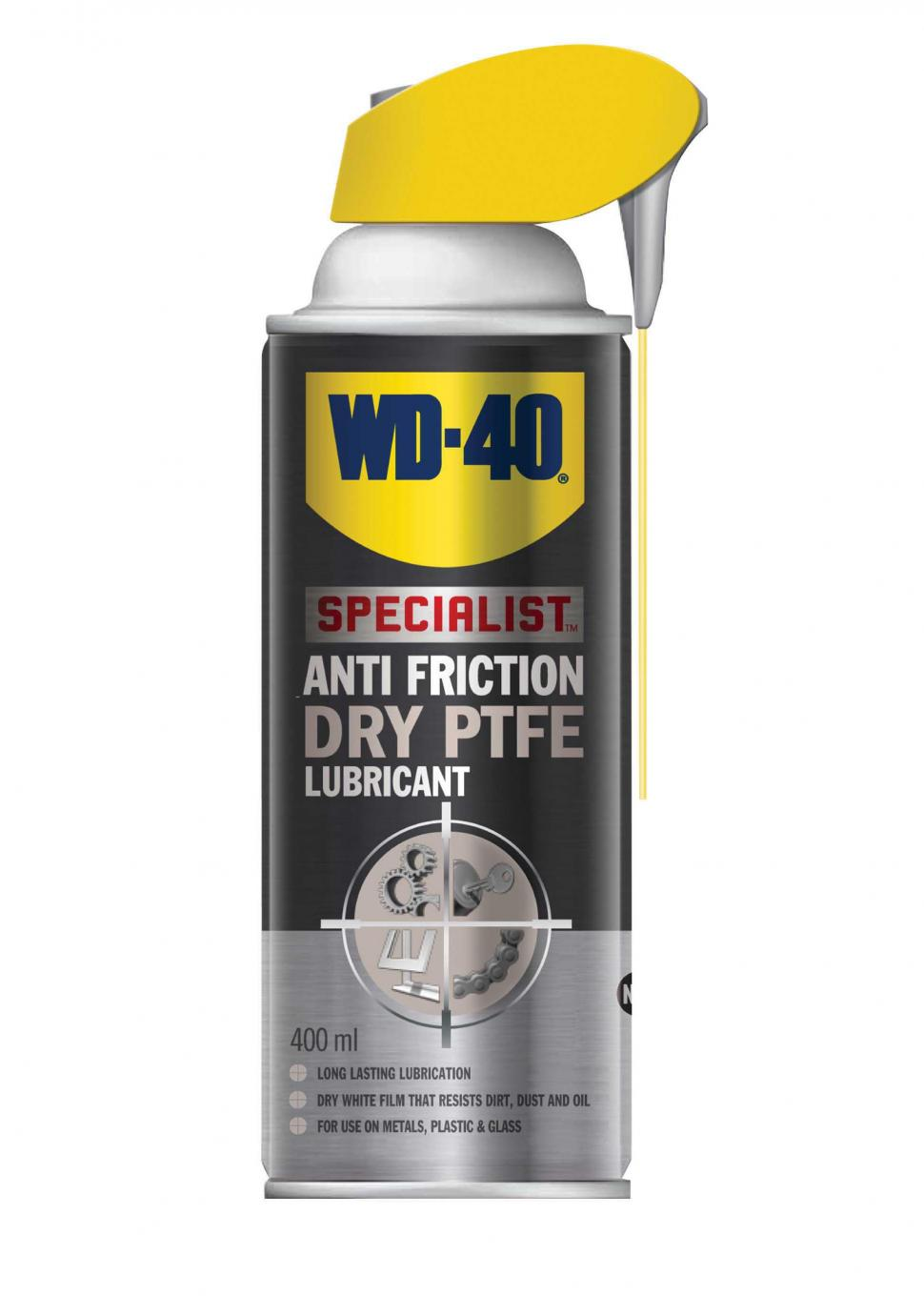 WD40 Specialist - Anti Friction Dry PTFE Lubricant
