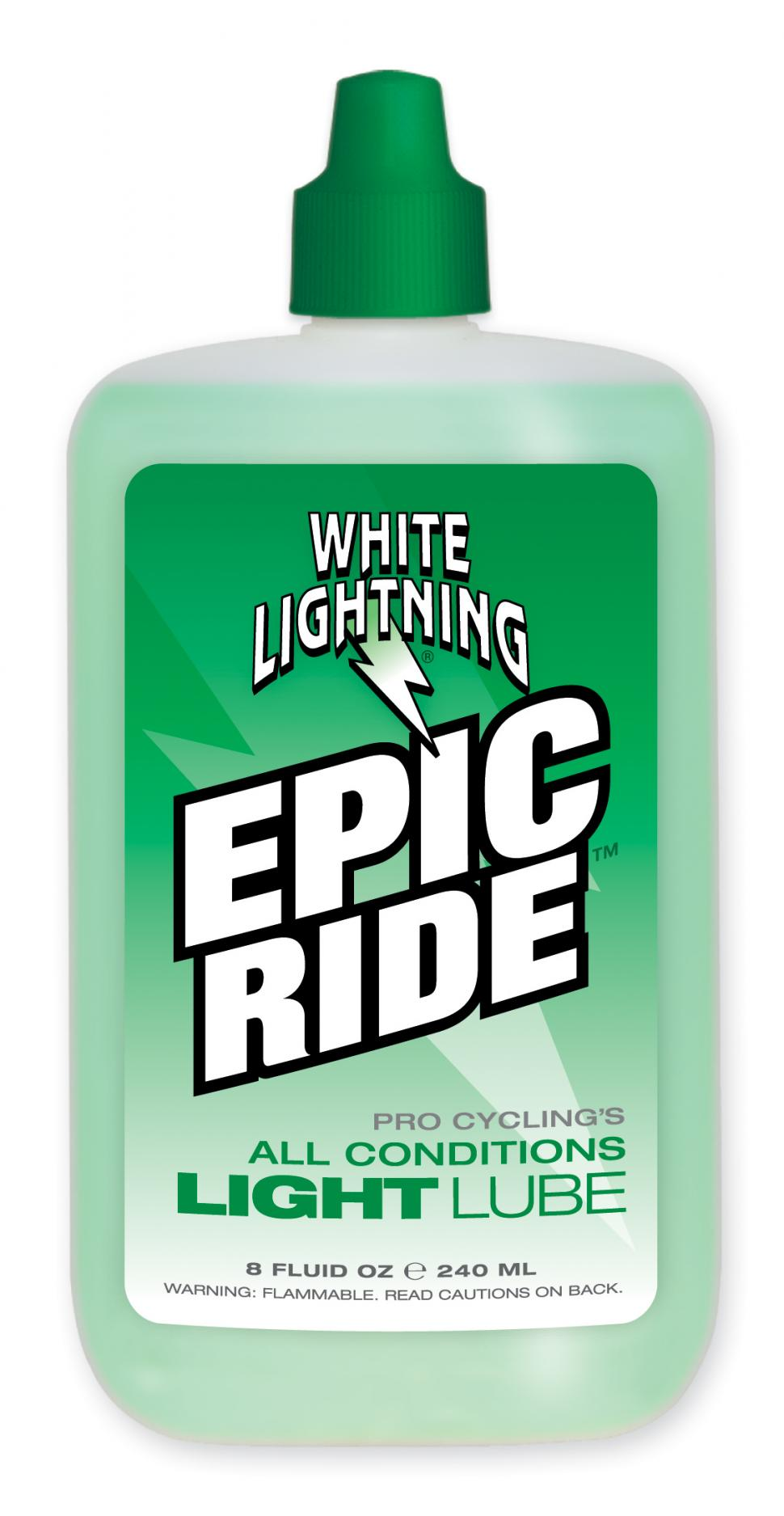 White Lightning Epic Ride