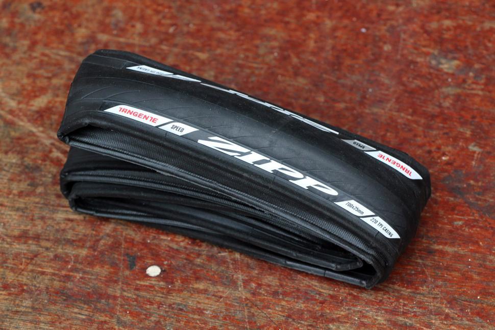 Zipp Tangente Speed tyre