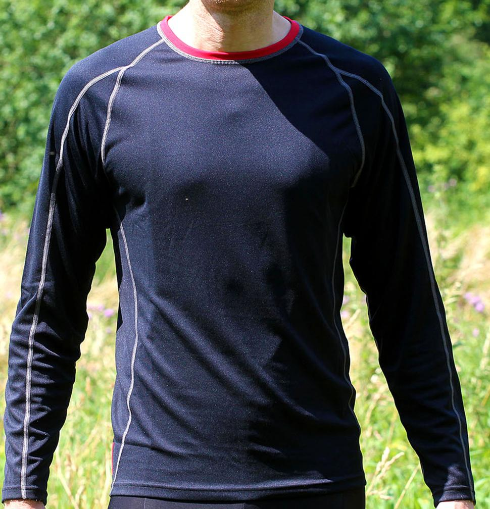 dhb Corefit Long Sleeve Baselayer