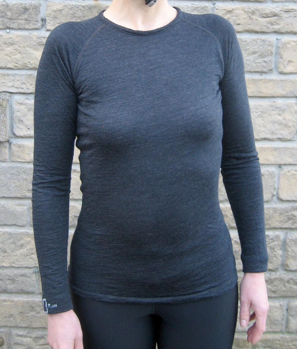 dhb Ladies Merino L/S baselayer