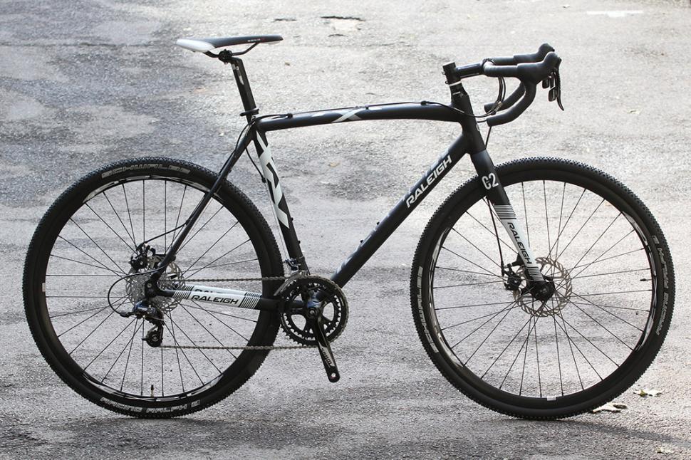Raleigh RX Comp - full bike