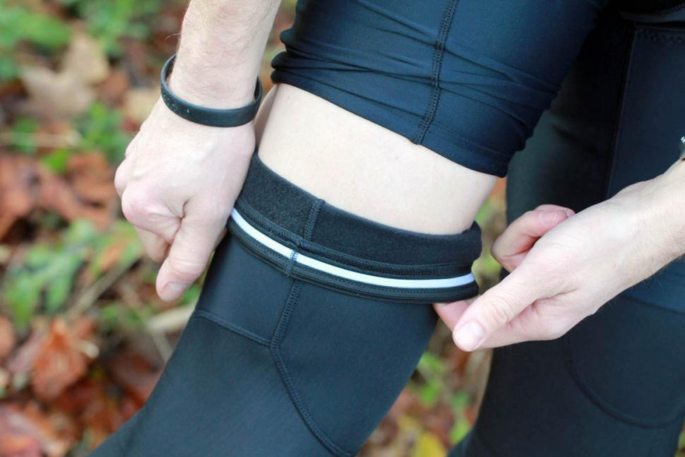 Rapha leg warmers - gripper