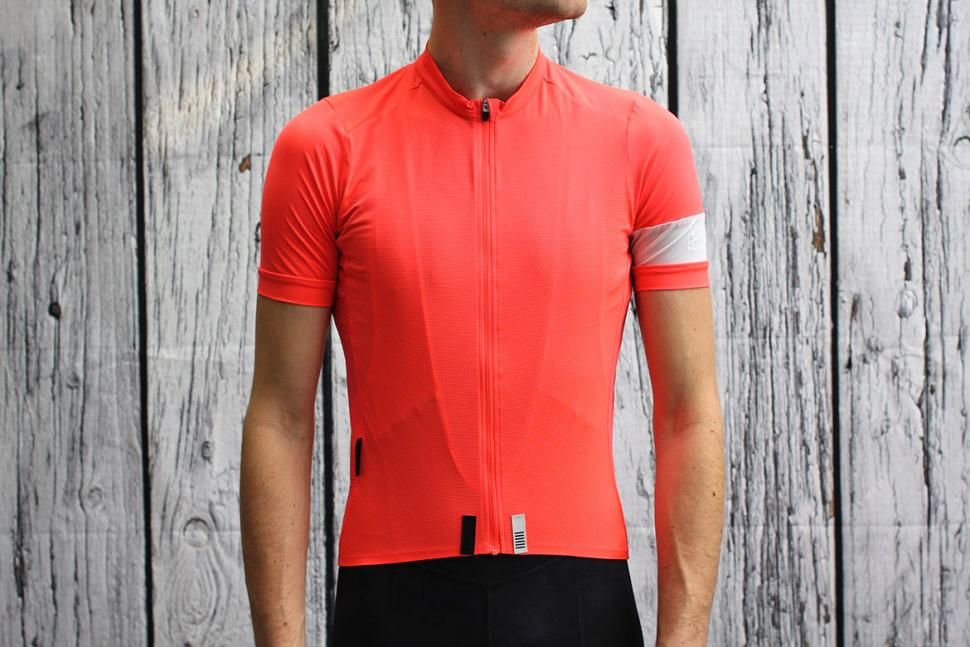 Review Rapha Pro Team Climber S Jersey Road Cc