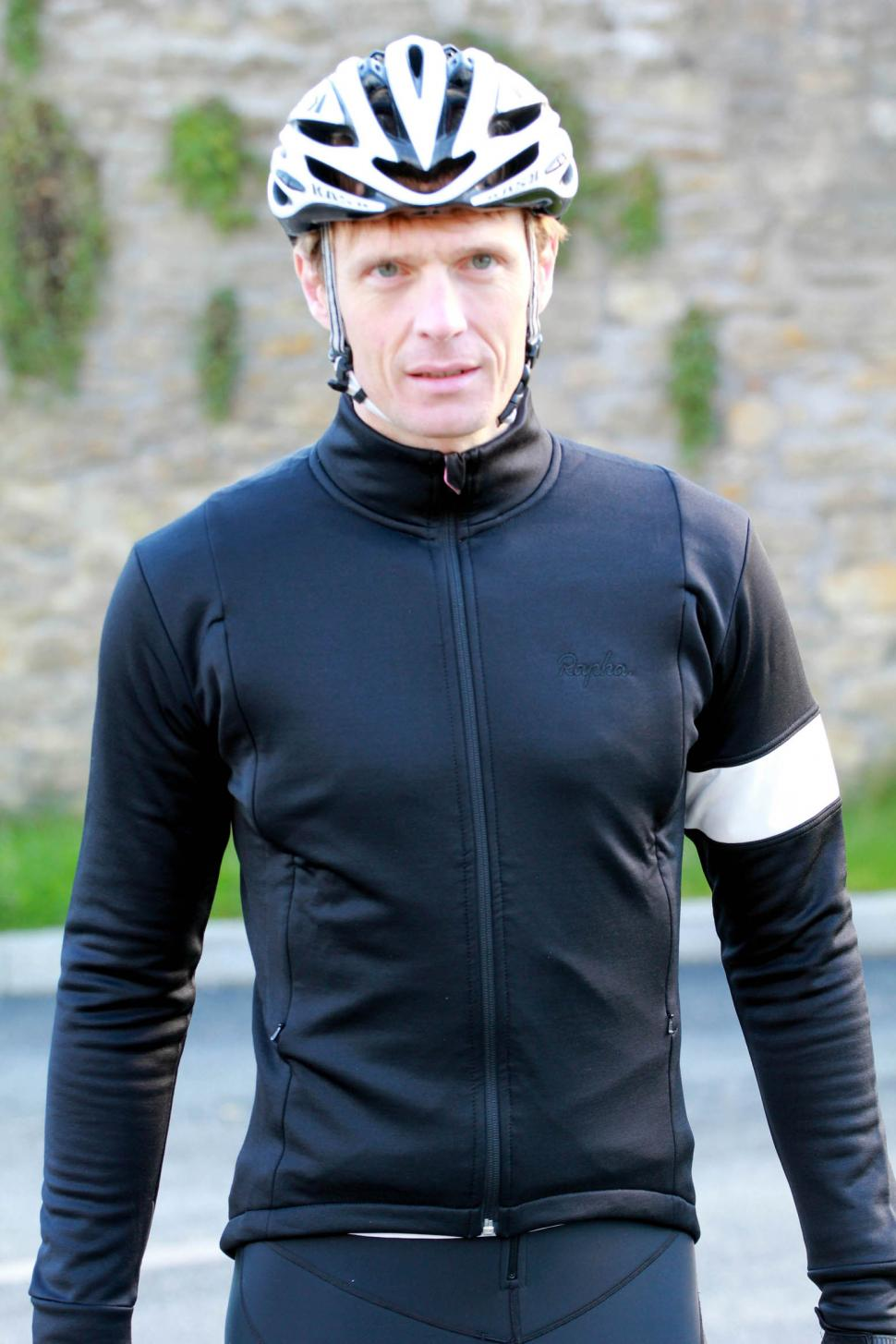 Review Rapha Winter Jersey Road Cc