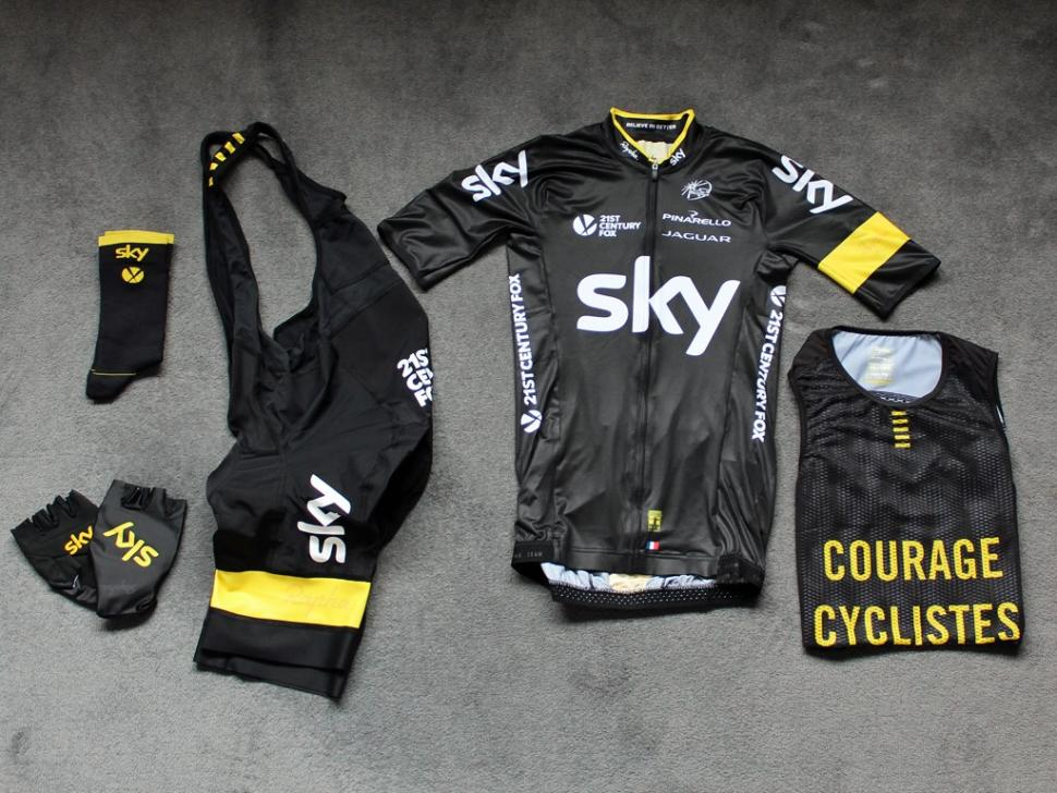 Vote Which clothing brand will sponsor Team Sky in 2017 – Clothing Sponsorship