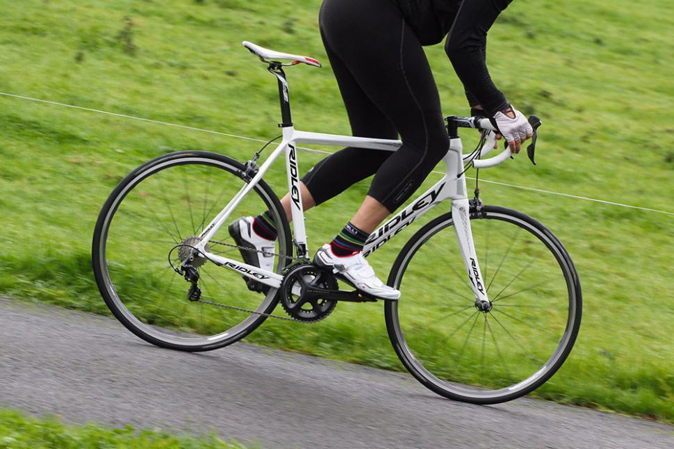 Review Ridley Fenix Classic Ultegra Road Bike