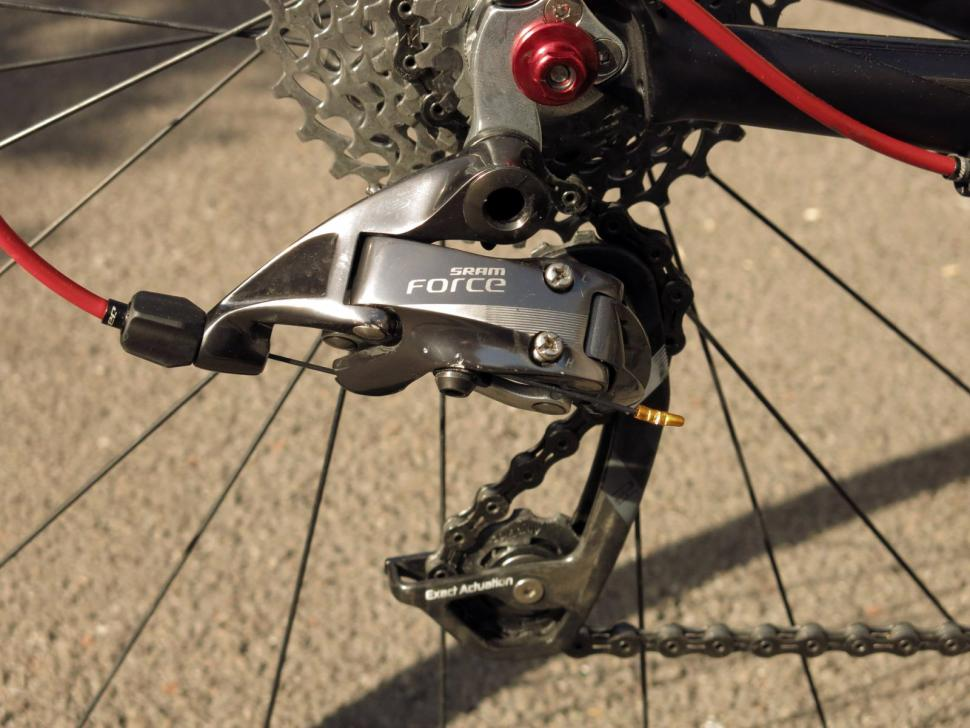 how to choose derailleur cage length