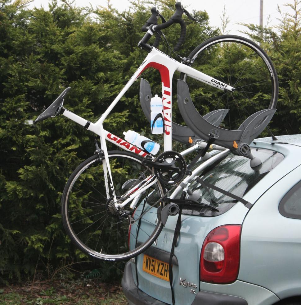 Review Saris Gran Fondo Bike Rack Road Cc