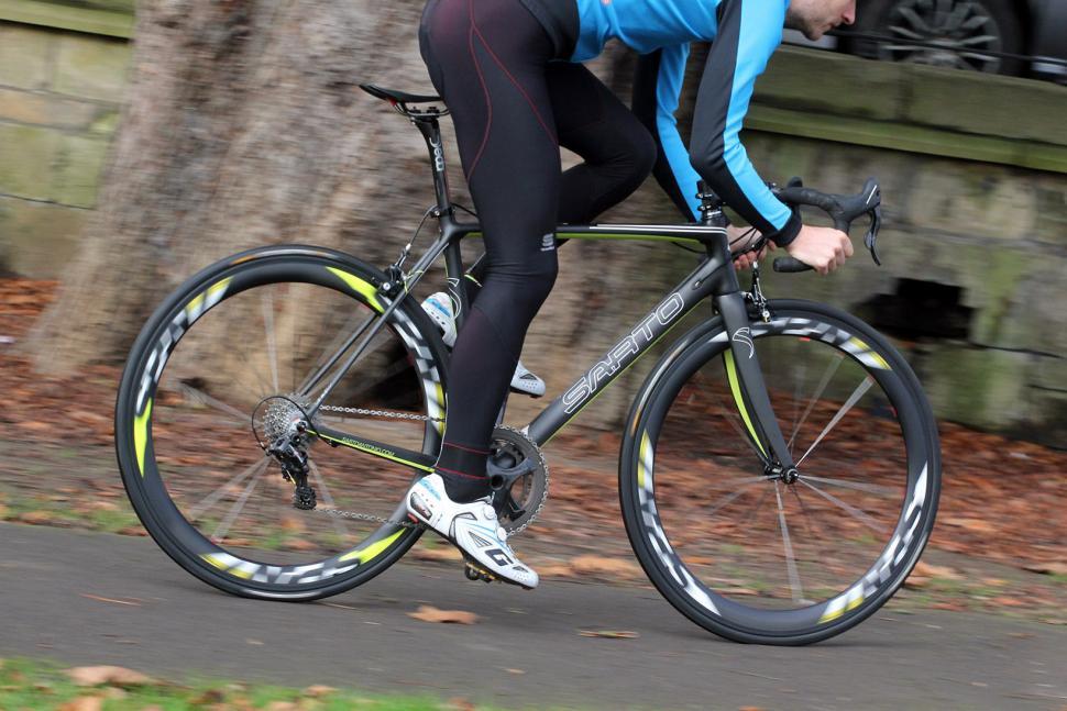 Review Sarto Seta Road Bike Frame Road Cc