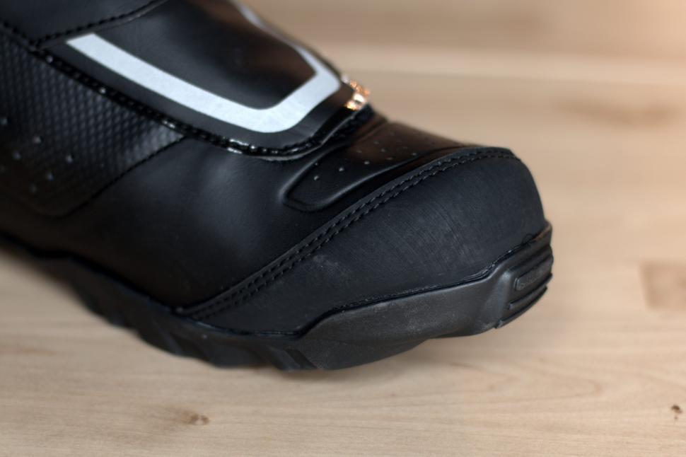 Shimano MW7 winter boots - toe