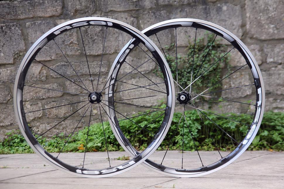 Review Shimano Rs81 C35 Wheels Road Cc