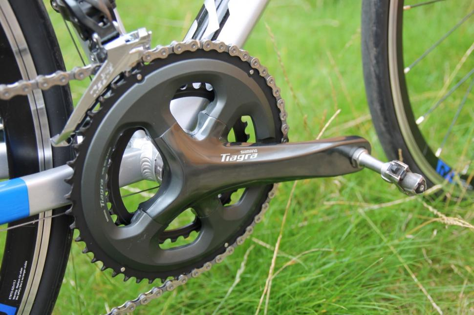 Review Shimano Tiagra 4700 Groupset Road Cc