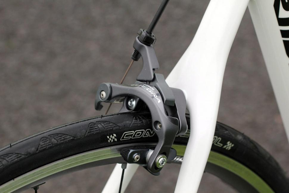 Shimano Ultegra 6800 groupset - rear brake