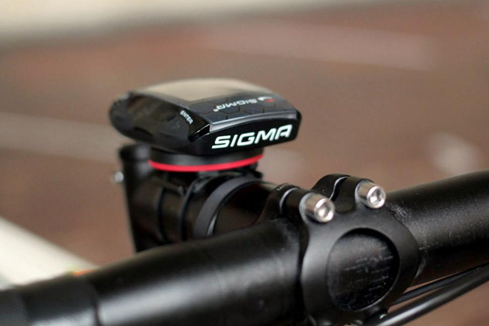 Sigma Rox 10.0 gps - front