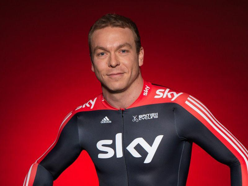 Sir Chris Hoy  Sky Track Cycling