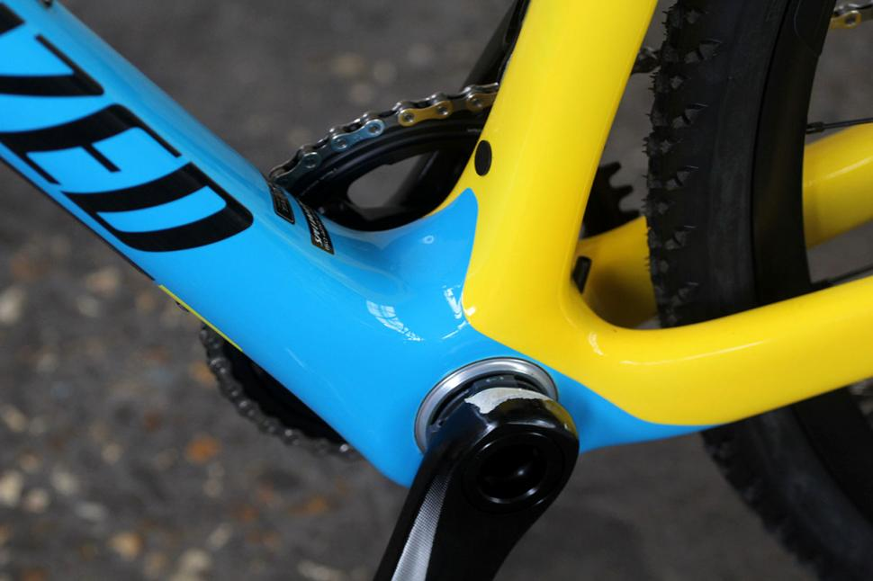 Cuadro de bicicleta de ciclismo