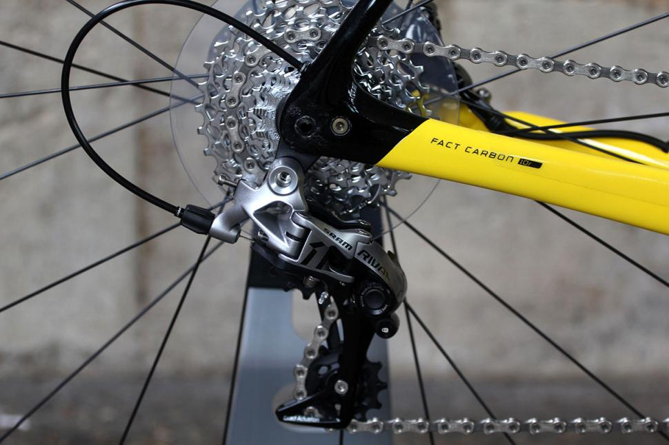 Specialized Crux Elite X1- rear mech