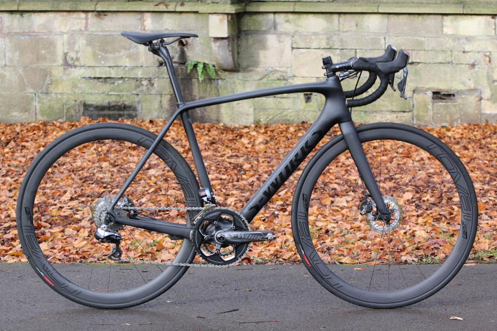 Review: Specialized S-Works Tarmac Disc
