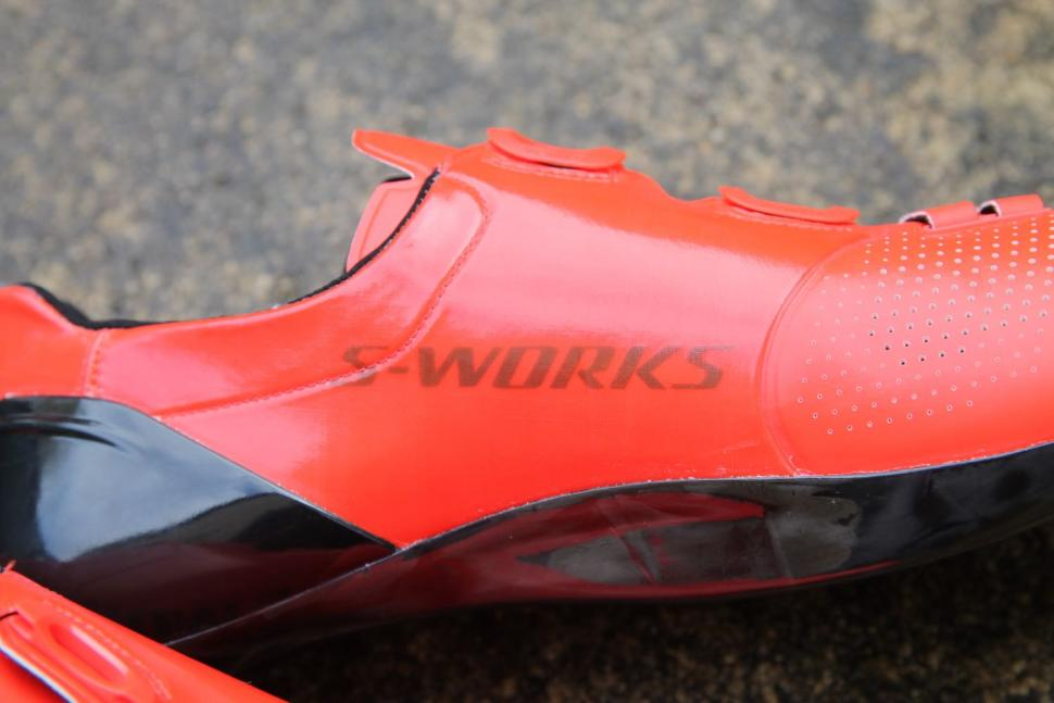 Specialized's new S-Works 6 road shoes 5