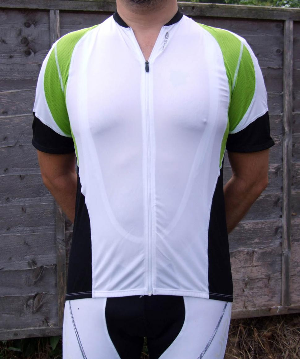 Sugoi RPM Jersey Front