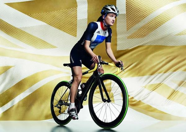 Team GB 2012 Lizzie Armitstead