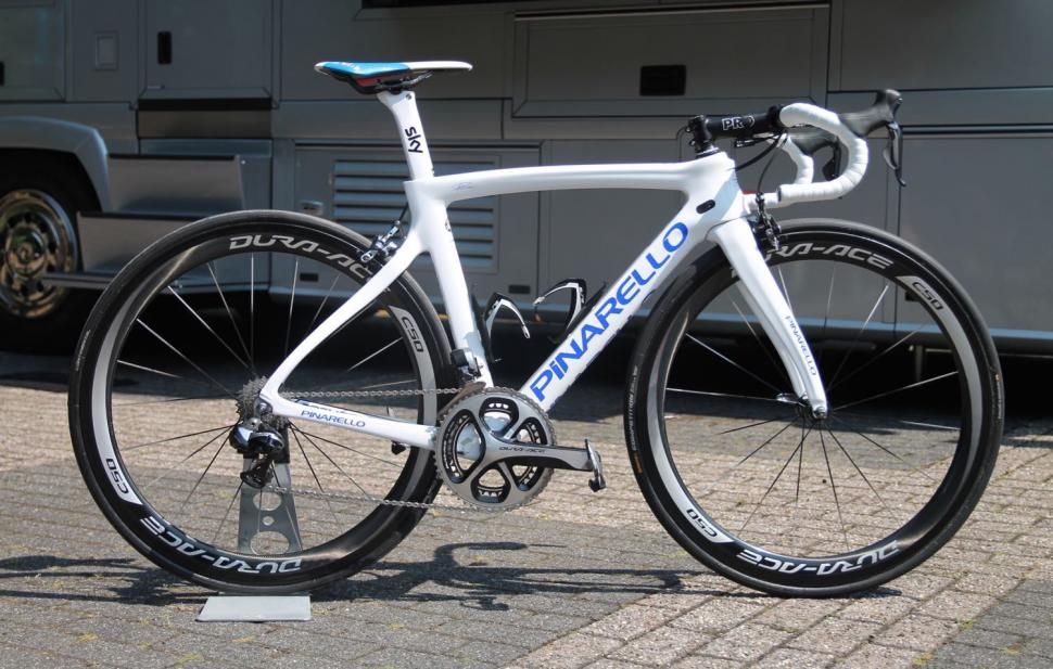Team Sky Bikes Tour De France