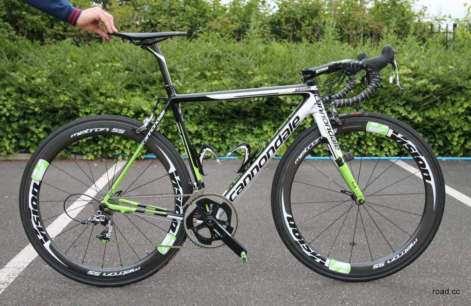 Tour De France Tech 2014 Elia Viviani S Cannondale