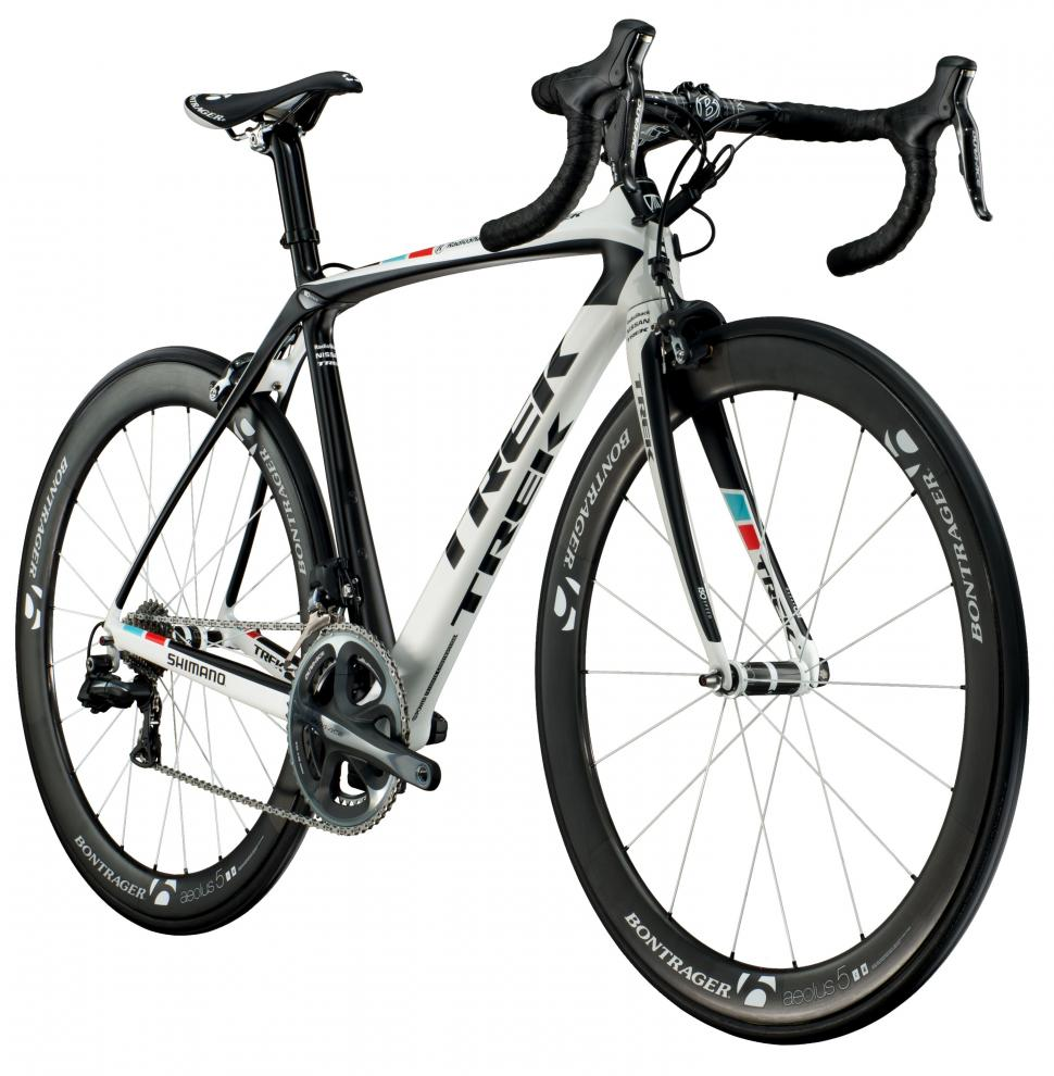 Trek Domane Launch Pave Busting Road Bike With