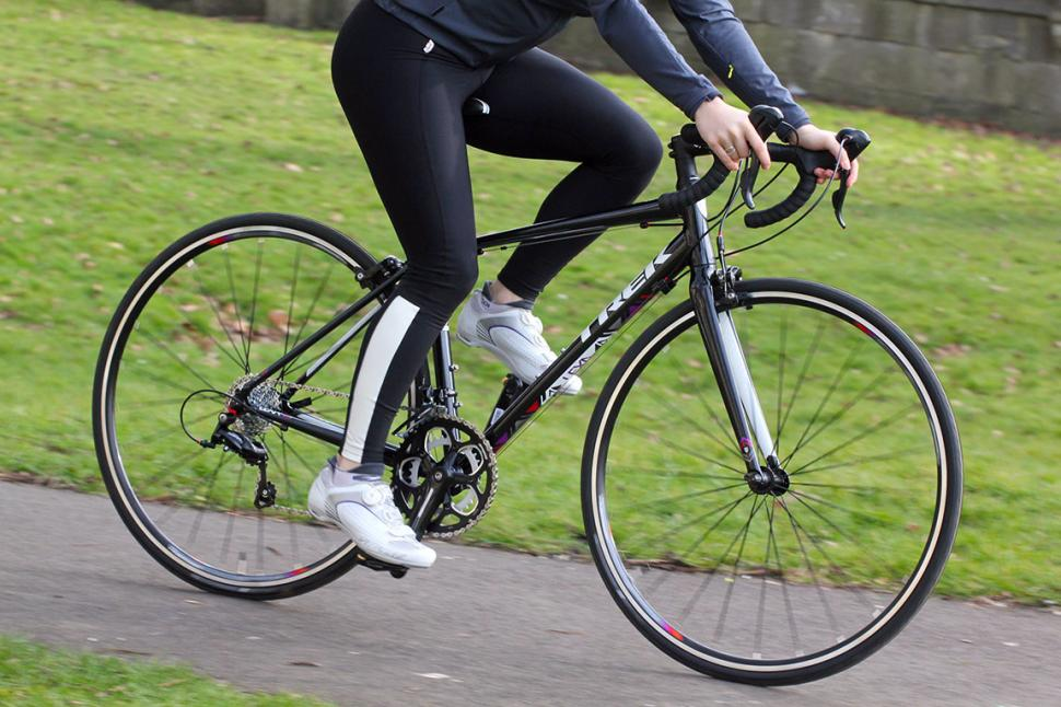 Review Trek Lexa S Road Bike