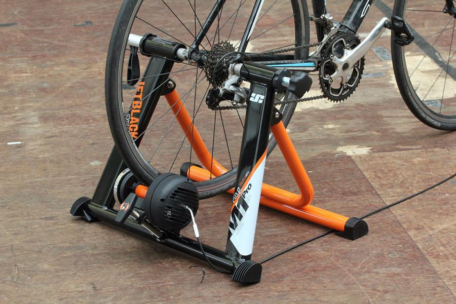 JetBlack Cycling Mag Pro Hydro Smart Release Magnetic Trainer