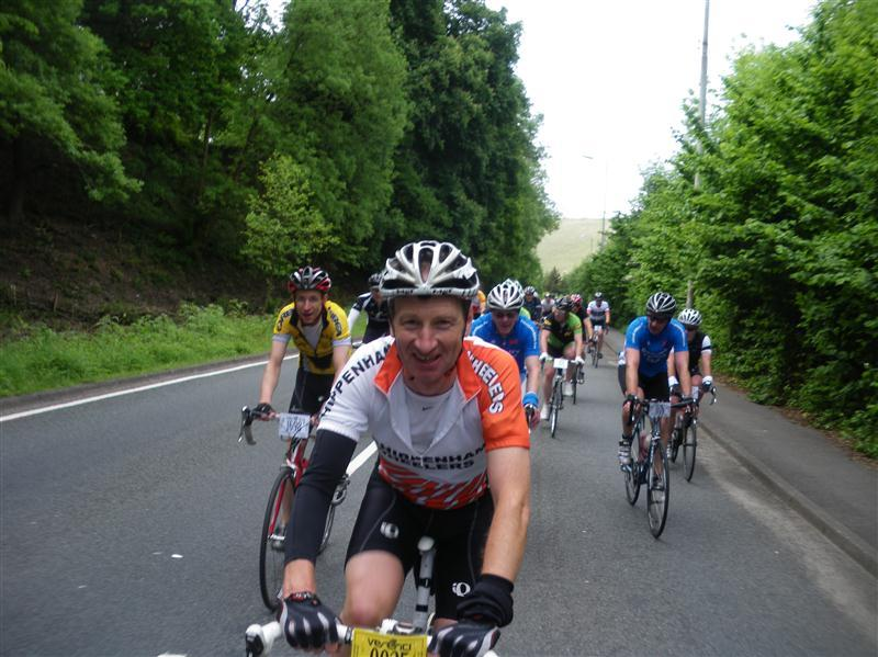 Verenti Dragon Ride 2010 - on the Bwlch - pic courtesy John Berry