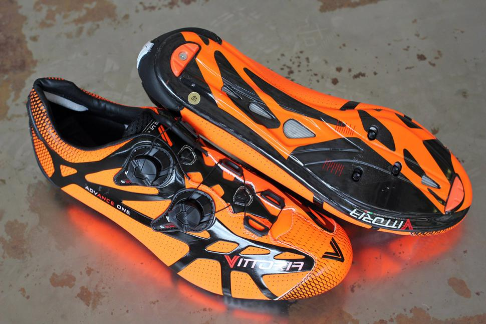 Review Vittoria Ikon Road Shoes Road Cc