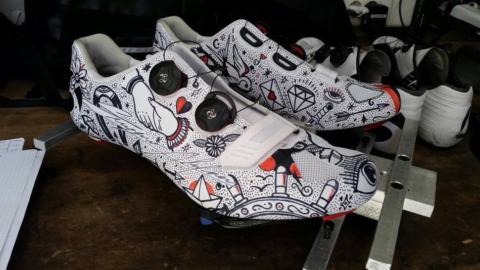 Nike Road Bike Shoes Carbon