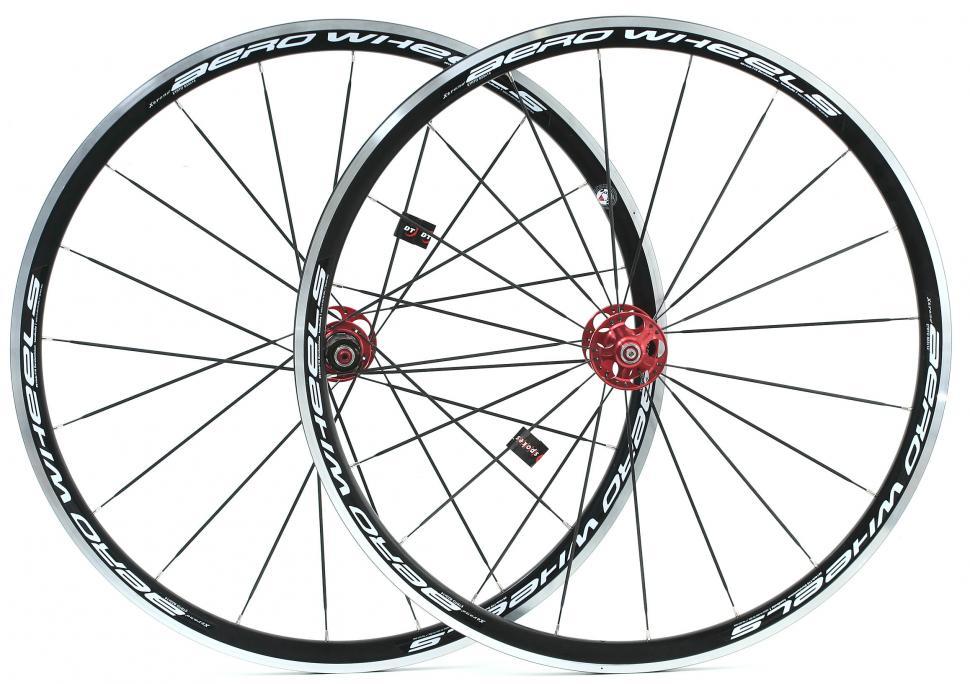 Review Xtreme Aero Wheelset
