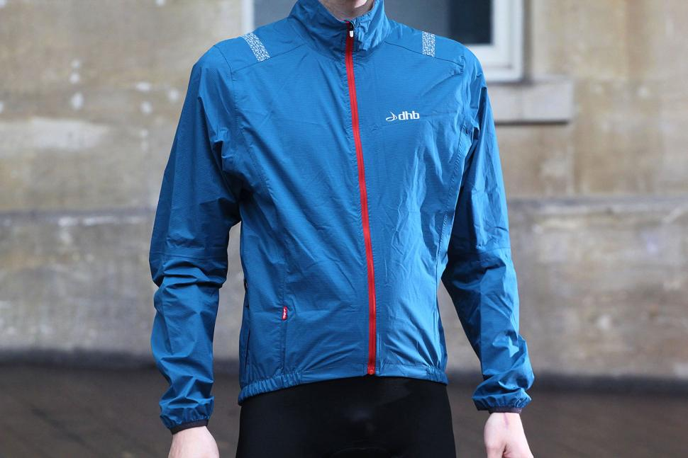 Review: dhb Cosmo waterproof jacket | road.cc
