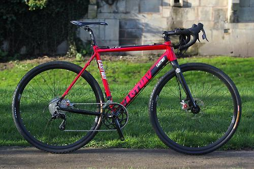 Bike of the year 2014 15 framesets commuting for Triban 300