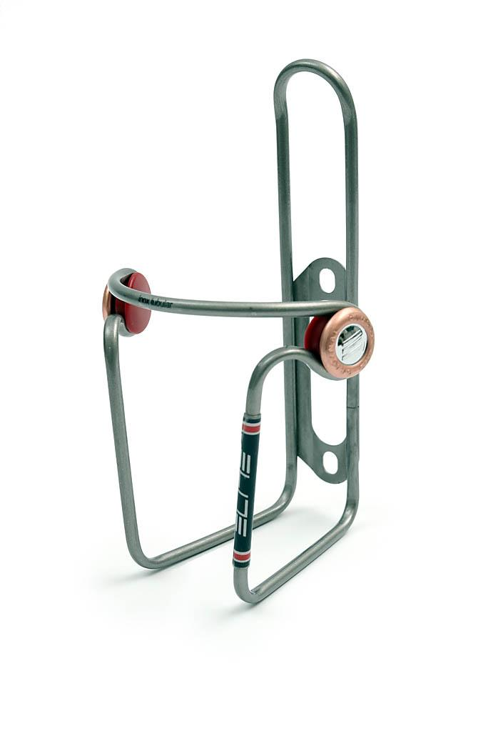 Elite Ciussi Inox bottle cage