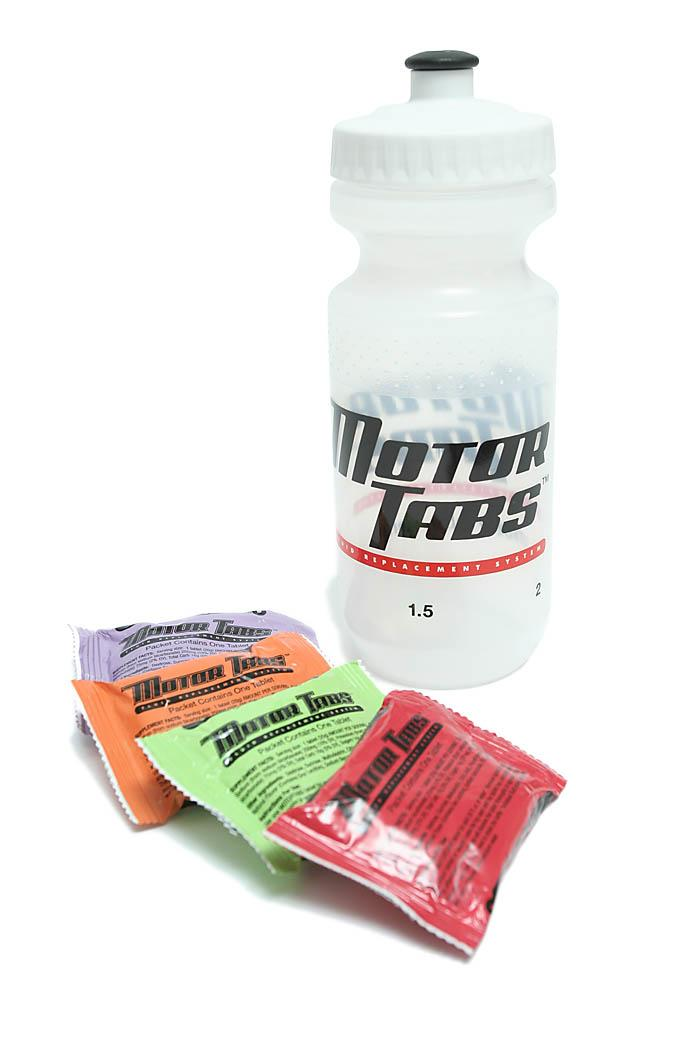 Motor Tabs fluid replacement starter kit